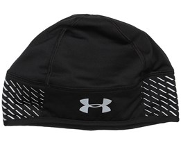 Illuminate Run Black Beanie - Under Armour