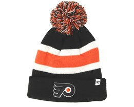 Philadelphia Flyers Breakaway Knit Black Pom - 47 Brand