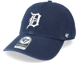 Detroit Tigers `47 Clean Up Navy Adjustable - 47 Brand