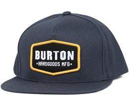 Hardgoods Dress Blues Snapback - Burton