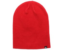 Jewell Slouch Quik Red Beanie - Quiksilver