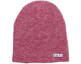 Daily Heather White/Pink Beanie - Neff
