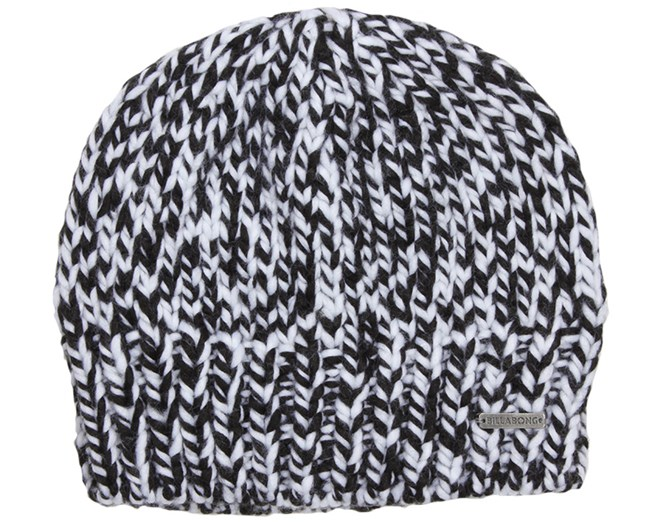 Noise Of The City Off Black Beanie - Billabong