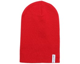 Kids Hightop Red Beanie - Appertiff