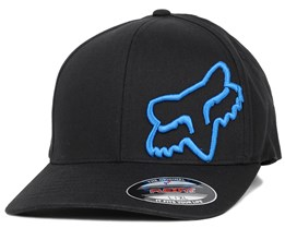 Flex 45 Black/Blue Flexfit - Fox