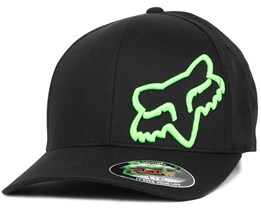 Fox - Flex 45 Black/Green Flexfit