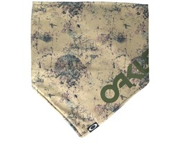 Switch It Up Rye Sketch Bandana - Oakley