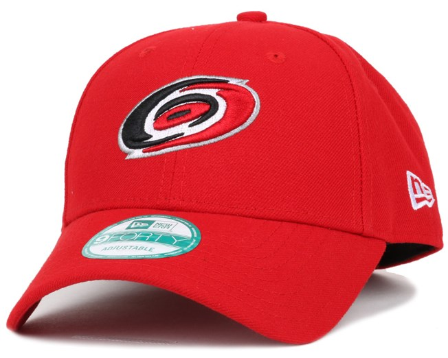Carolina Hurricanes The League Team 940 Adjustable - New Era
