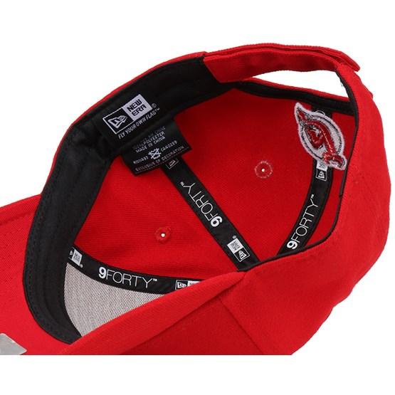 New Jersey Devils The League Team 940 Adjustable - New Era caps ... c2e994788650