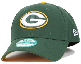 Green Bay Packers The League Team 940 Adjustable - New Era
