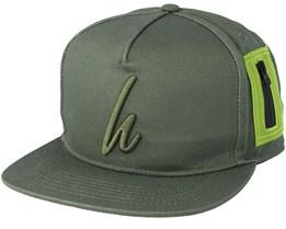 Ma1  Green Snapback - Hype