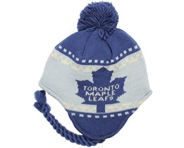 Toronto Maple Leafs Faceoff Tassle Knit Pom - Reebok
