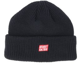 Official Black Beanie - Sweet