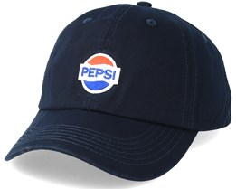 Pepsi Gone Logo Navy Adjustable - Sweet