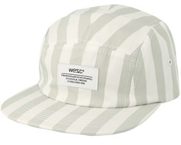 Solid 5 Panel Light Turquo Strapback - Wesc