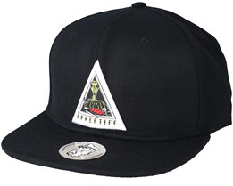 Nokick One Black Snapback - Appertiff