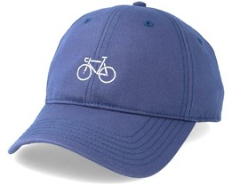 Sport Cap Picto Bike Navy Adjustable - Dedicated