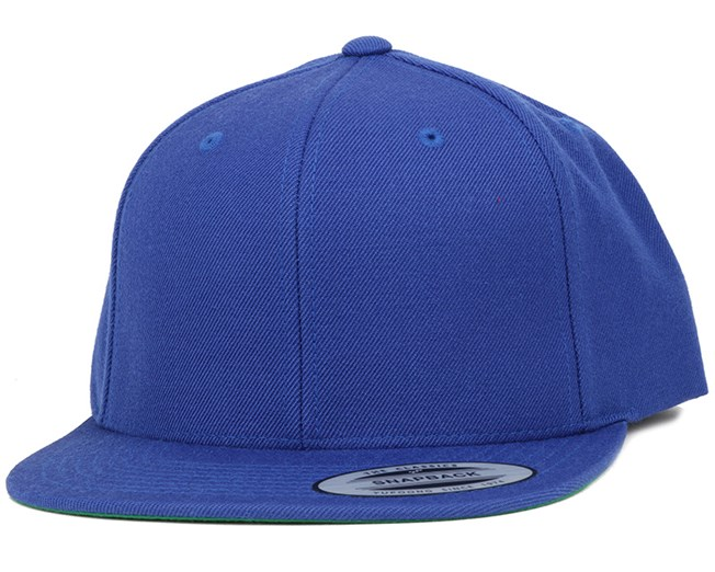 Royal Snapback - Yupoong