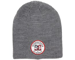 Ringster Heather Grey Beanie - DC