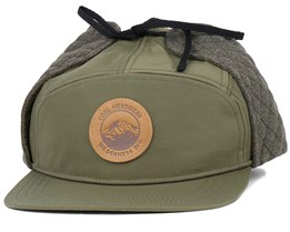 Tracker Brown 5-Panel - Coal