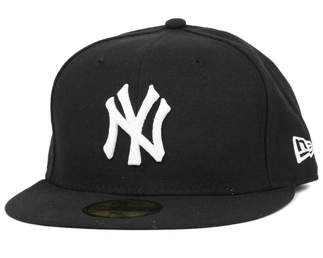 NY Yankees Glow In The Dark Black/White 59Fifty - New Era