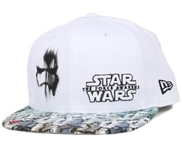 Villan Vize Captain Phasma 9Fifty Snapback - New Era