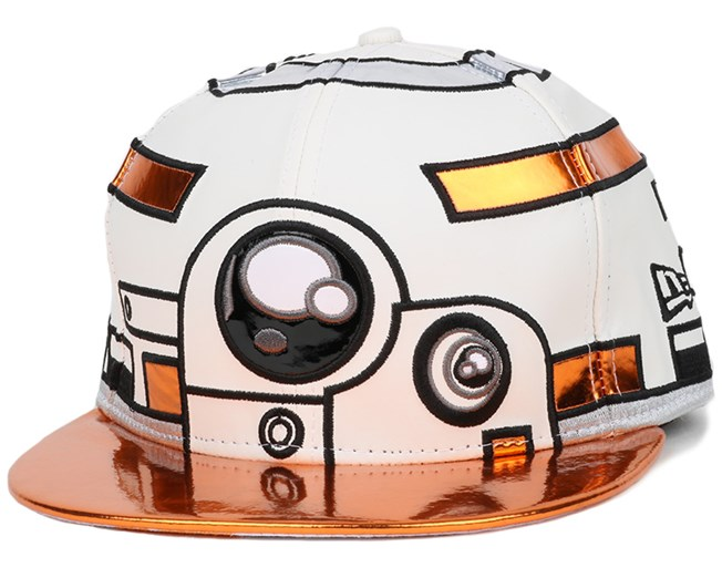 BB-8 Character Face 59Fifty - New Era caps  51e296b5fd