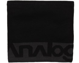 Bandage Black Neckwarmer - Analog