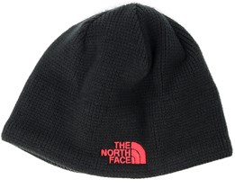Youth Bones Black Beanie - The North Face