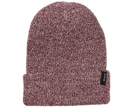 Heist Burgundy Heather Beanie - Brixton