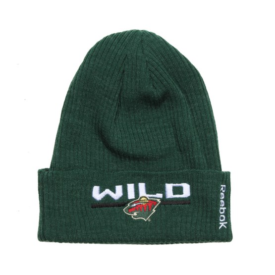 Knitting Room Calgary : Minnesota wild loocker room knit reebok