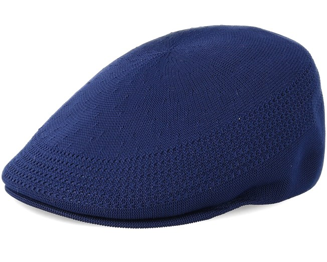 Tropic 507 Ventair Navy Flat Cap - Kangol caps  48687d2e13e
