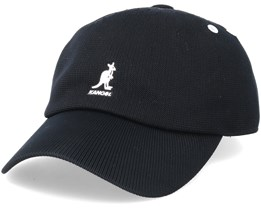 Tropic Spacecap Black Adjustable - Kangol
