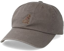 Washed Baseball Smog Adjustable - Kangol