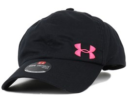 Solid Black Woman Adjustable - Under Armour