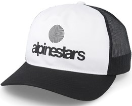 Origin Black Trucker Adjustable - Alpinestars