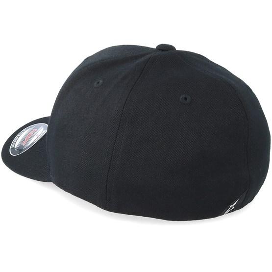 1fdfc807a1d Bars Black Flexfit - Alpinestars caps