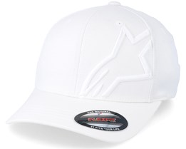 Corp Shift 2 Flexfit White/White - Alpinestars