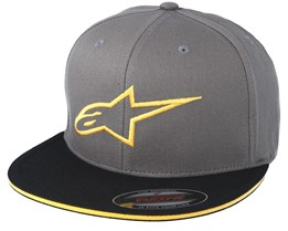 Ageless Flat Charcoal Grey Fitted - Alpinestars