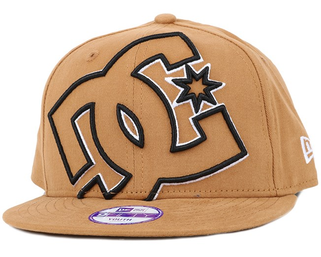 Kids Double Up Wheat 9Fifty Snapback - DC