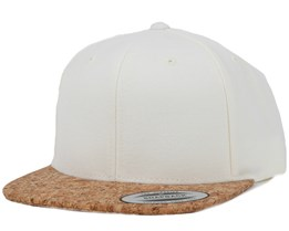 Natural Cork Snapback - Yupoong