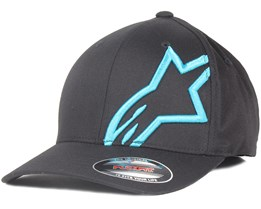 Corp Shift 2 Black/Blue - Alpinestars