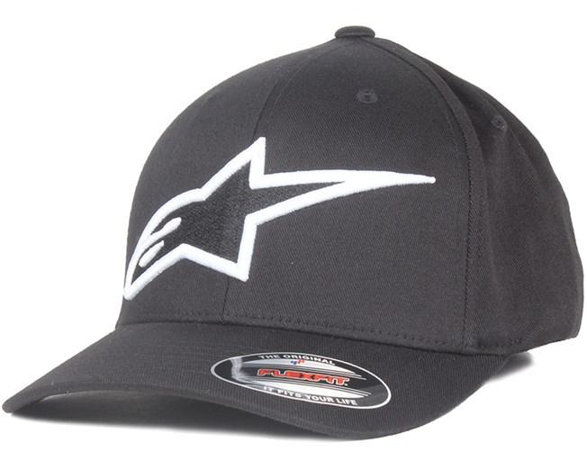 Astar Logo Black/White - Alpinestars