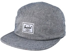 Glendale Speckle Heather Navy Snapback - Herschel