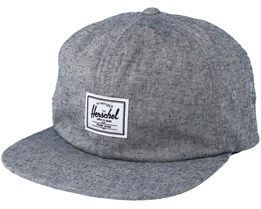 Albert Speckle Heather Navy Snapback - Herschel