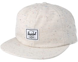Albert Speckle Light Beige Snapback - Herschel