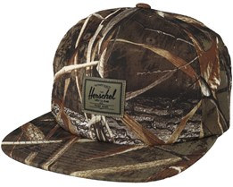 Albert Real Tree Multi Snapback- Herschel