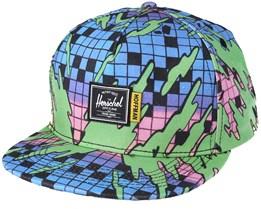 Dean Check/Surf Snapback - Herschel
