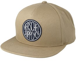 Scope Khaki Snapback - Herschel