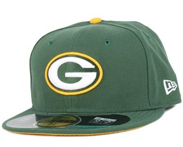 Green Bay Packers NFL On Field Game 59Fifty - New Era